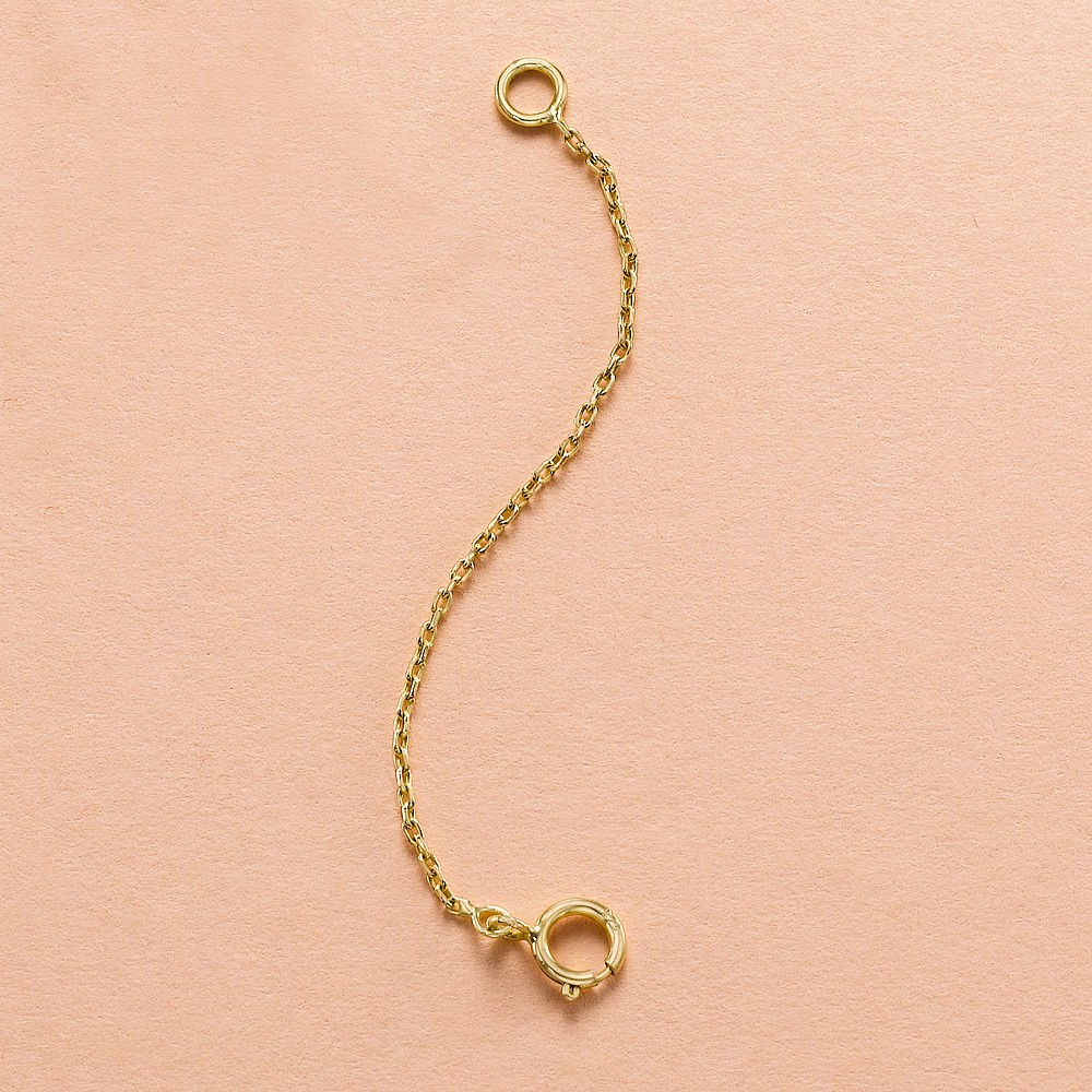 9ct Gold Extension Chain