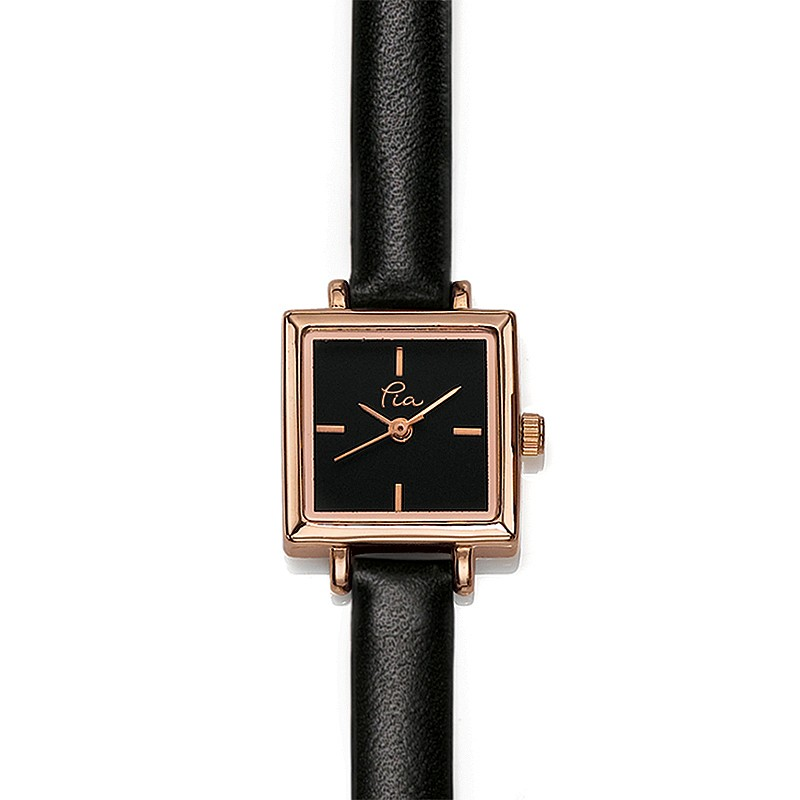 Rose Noir Watch
