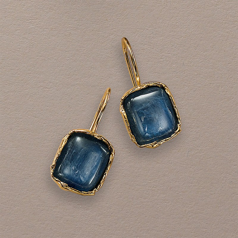 Ocean Spray Drop Earrings