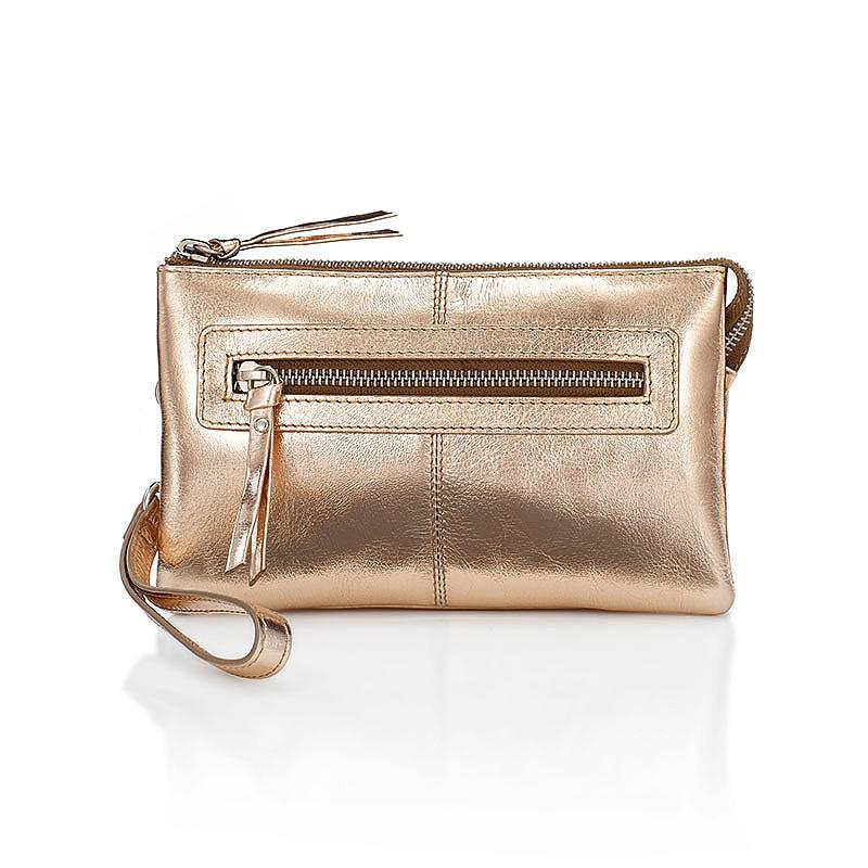 b1e479e394b Rose Gold Super Organised Clutch   Handbags, Tote   Shoulder Bags   Pia  Jewellery Direct