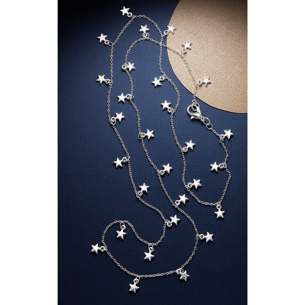 Twinkling Trail Necklace