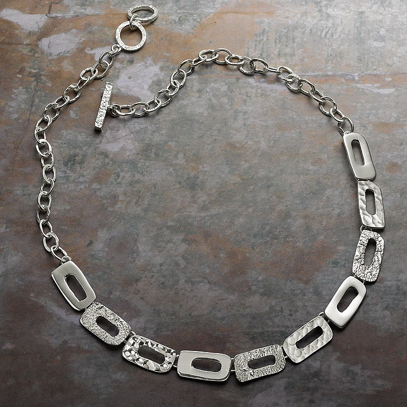Soulful Windows Necklace