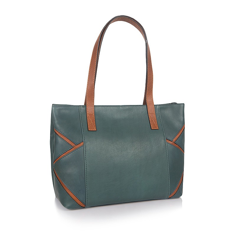 Everglades Leather Bag