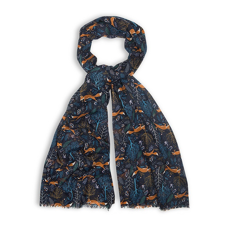 Folklore Fox Scarf