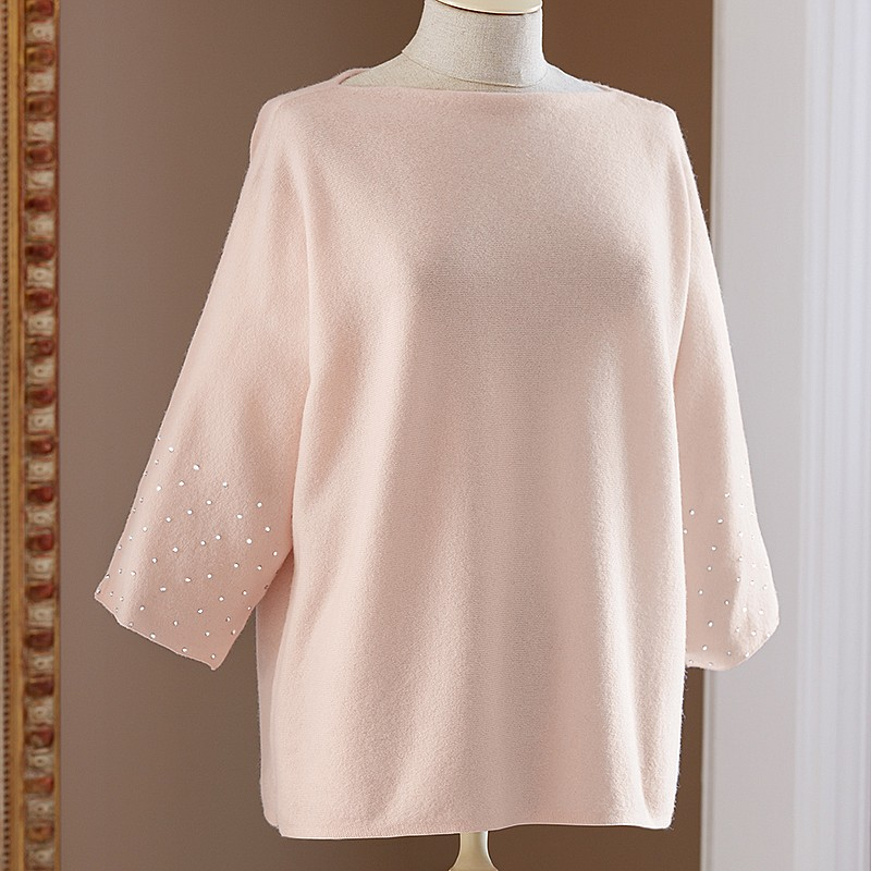 Whispering Rose Cashmere Jumper