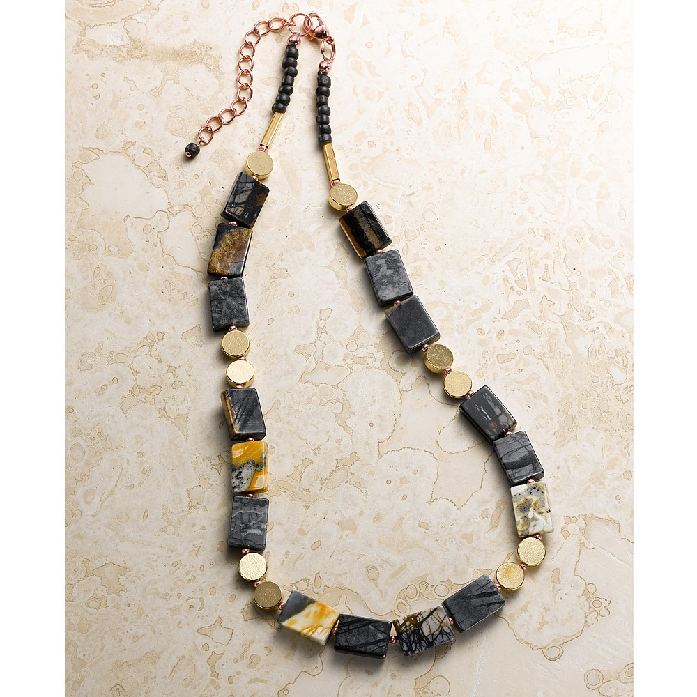 Sacred Earth Necklace