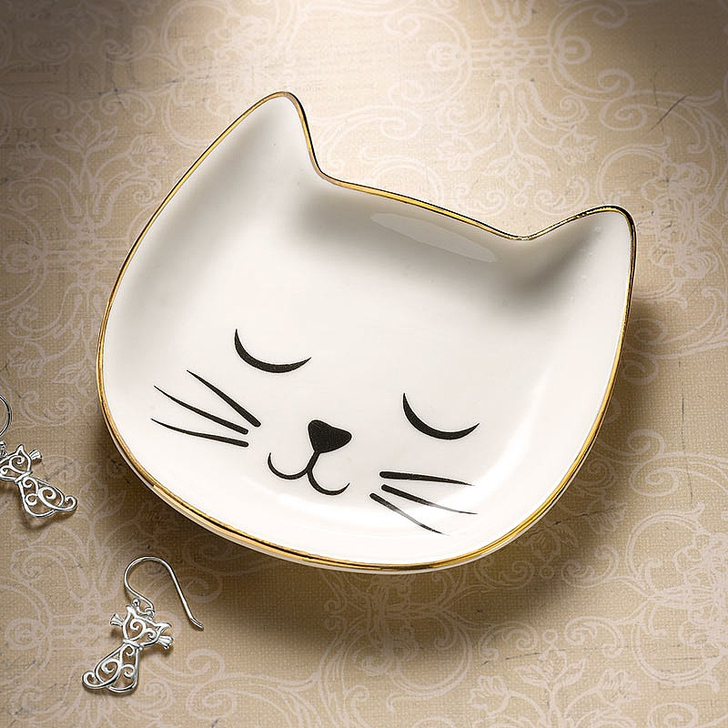 The Cat's Whiskers Trinket Dish