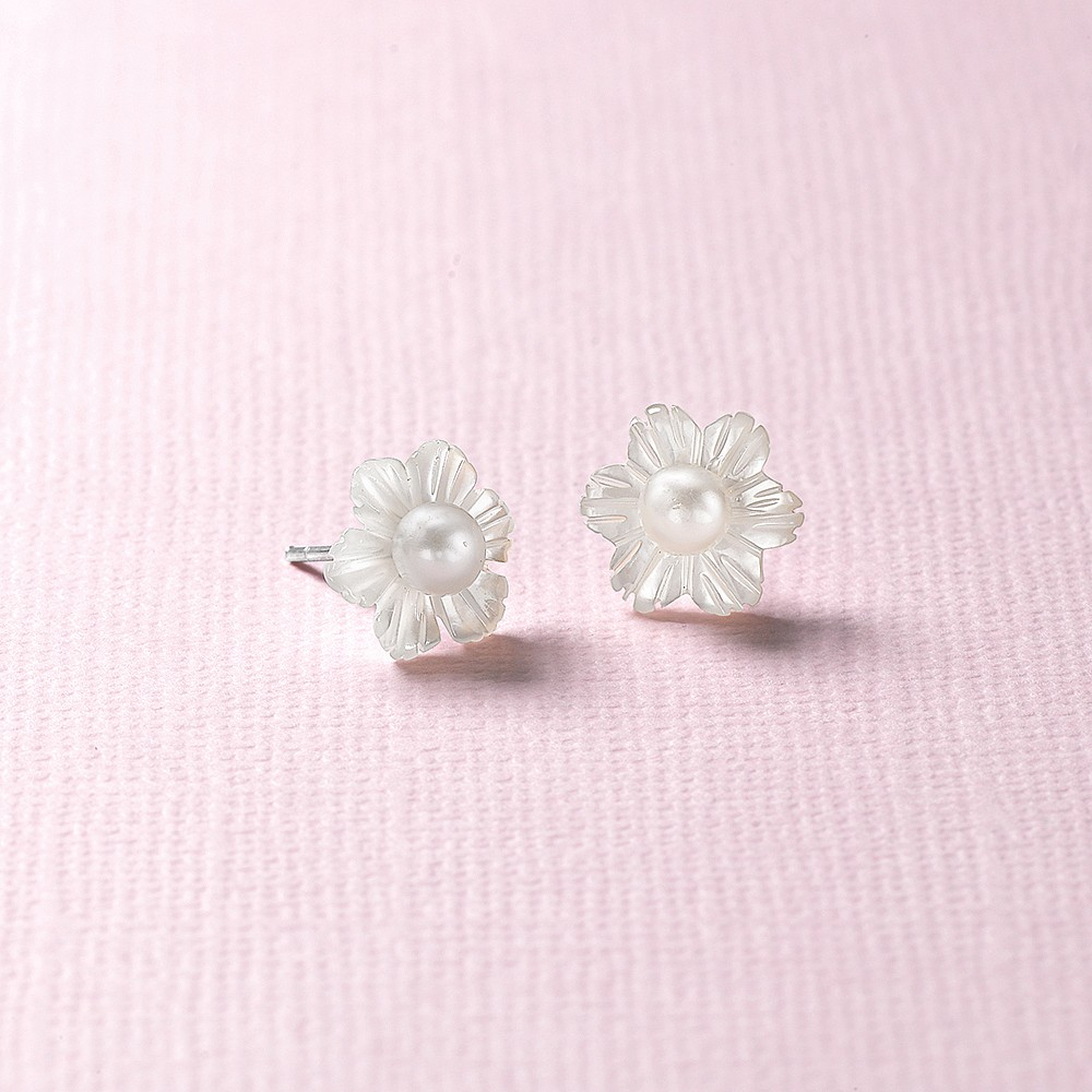 In Full Bloom Stud Earrings