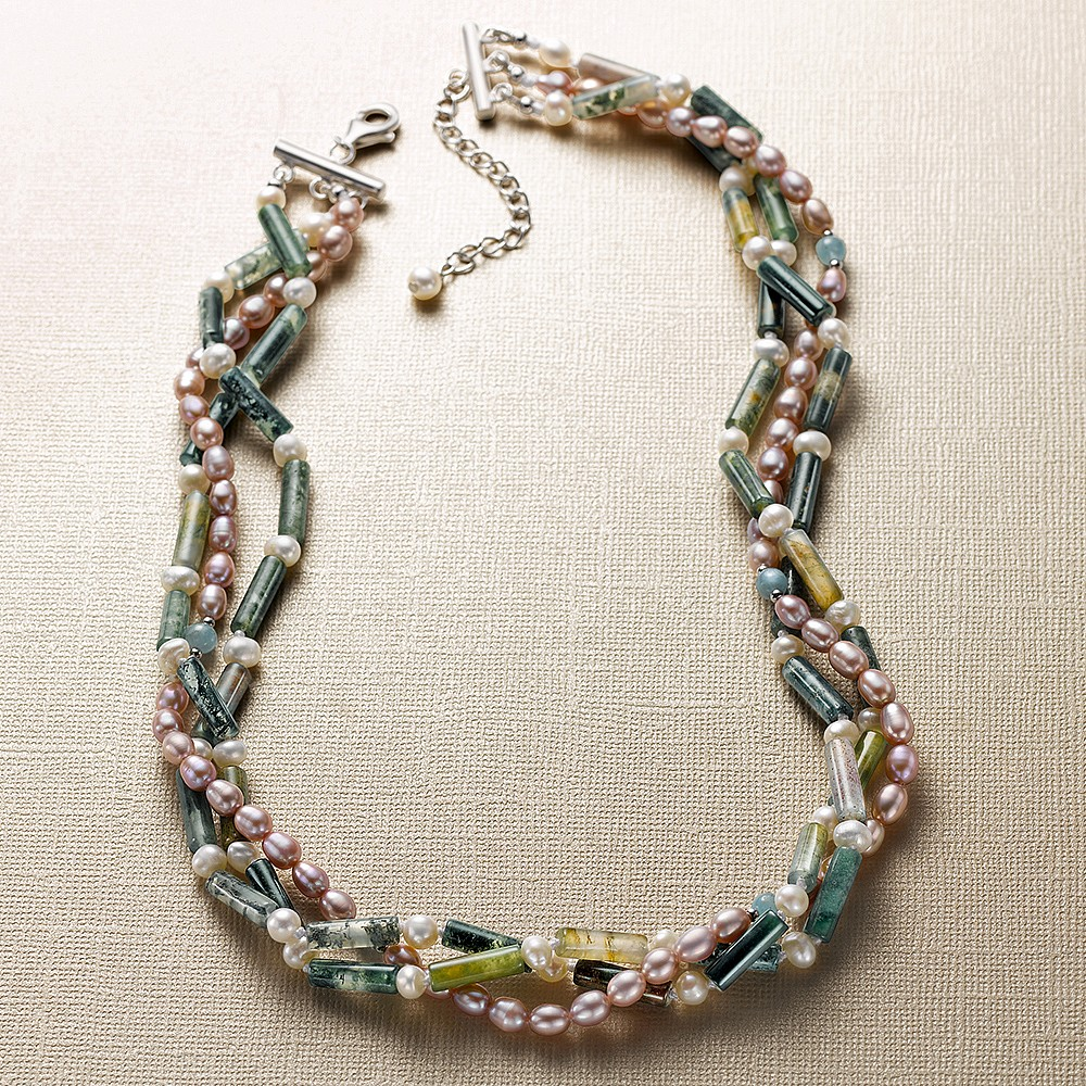Down the Garden Path Necklace