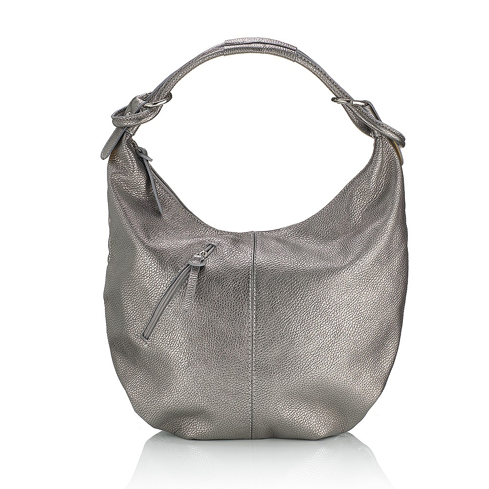 Silver Siren Leather Bag