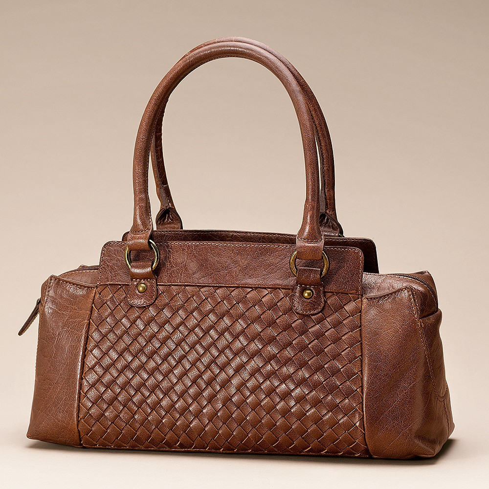 Down To Earth Leather Bag
