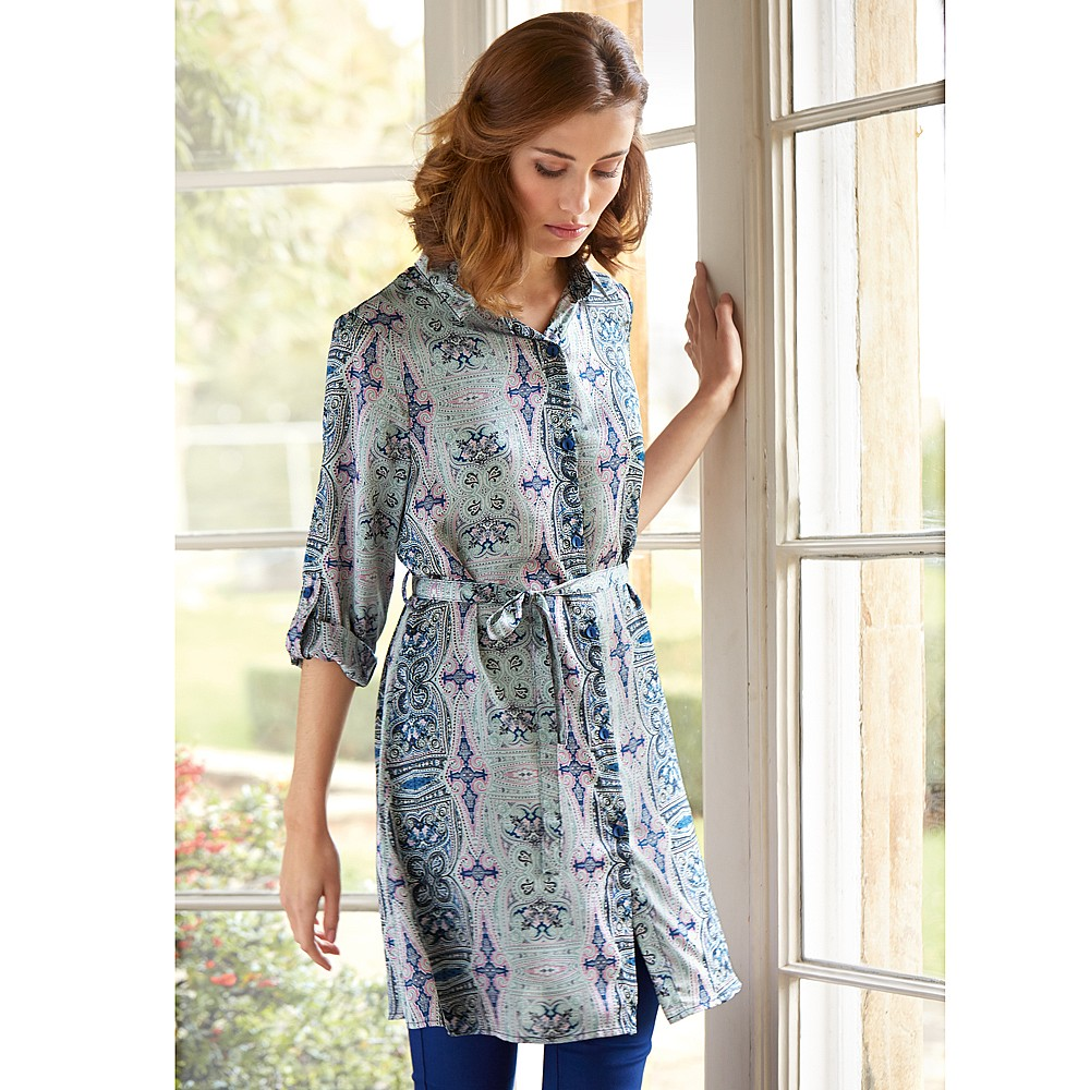 Twilight Arabesque Tunic