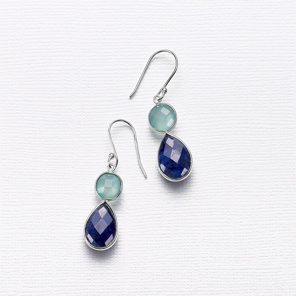 Ocean Dweller Drop Earrings