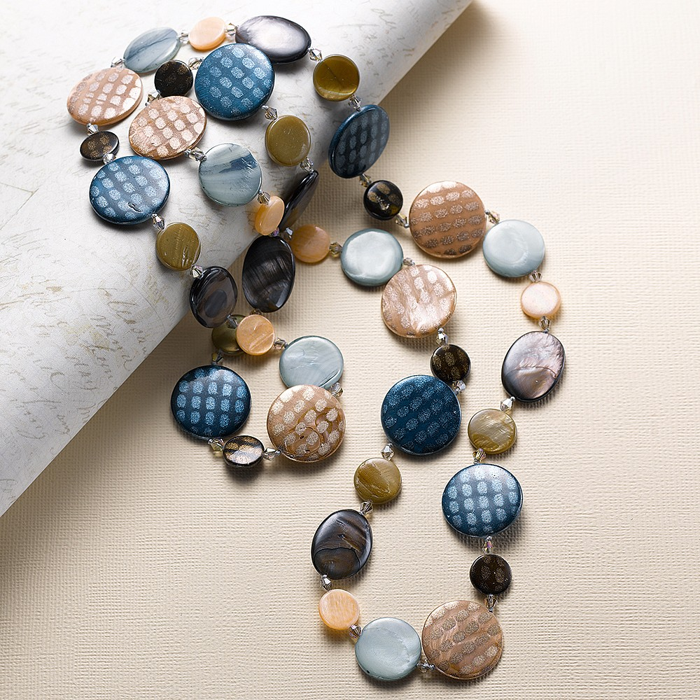 Pebbled Shores Necklace