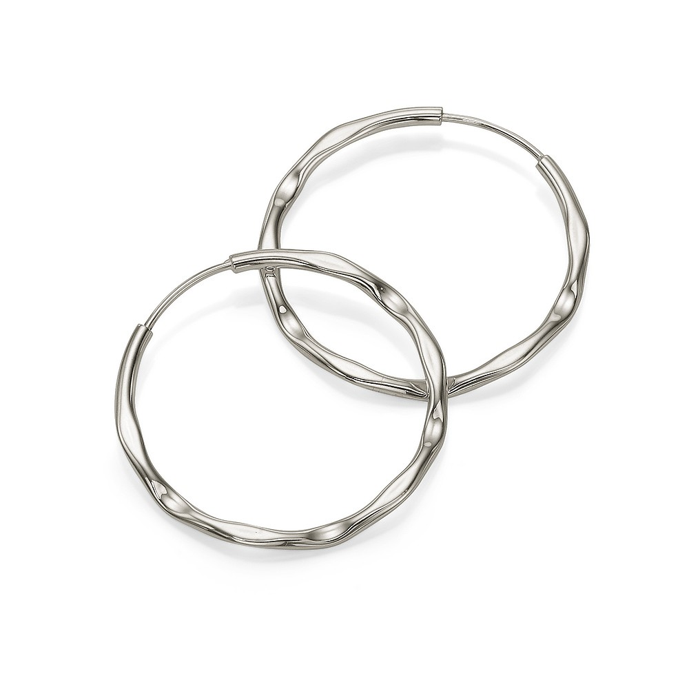 River Run Hoop Earrings