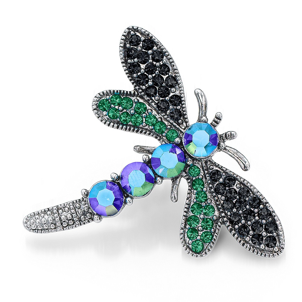Dragonfly Dreams Brooch