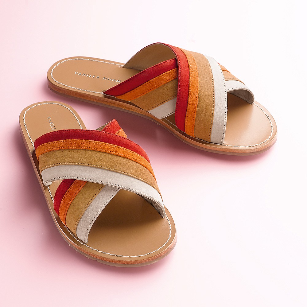 Hot Stepper Sandals