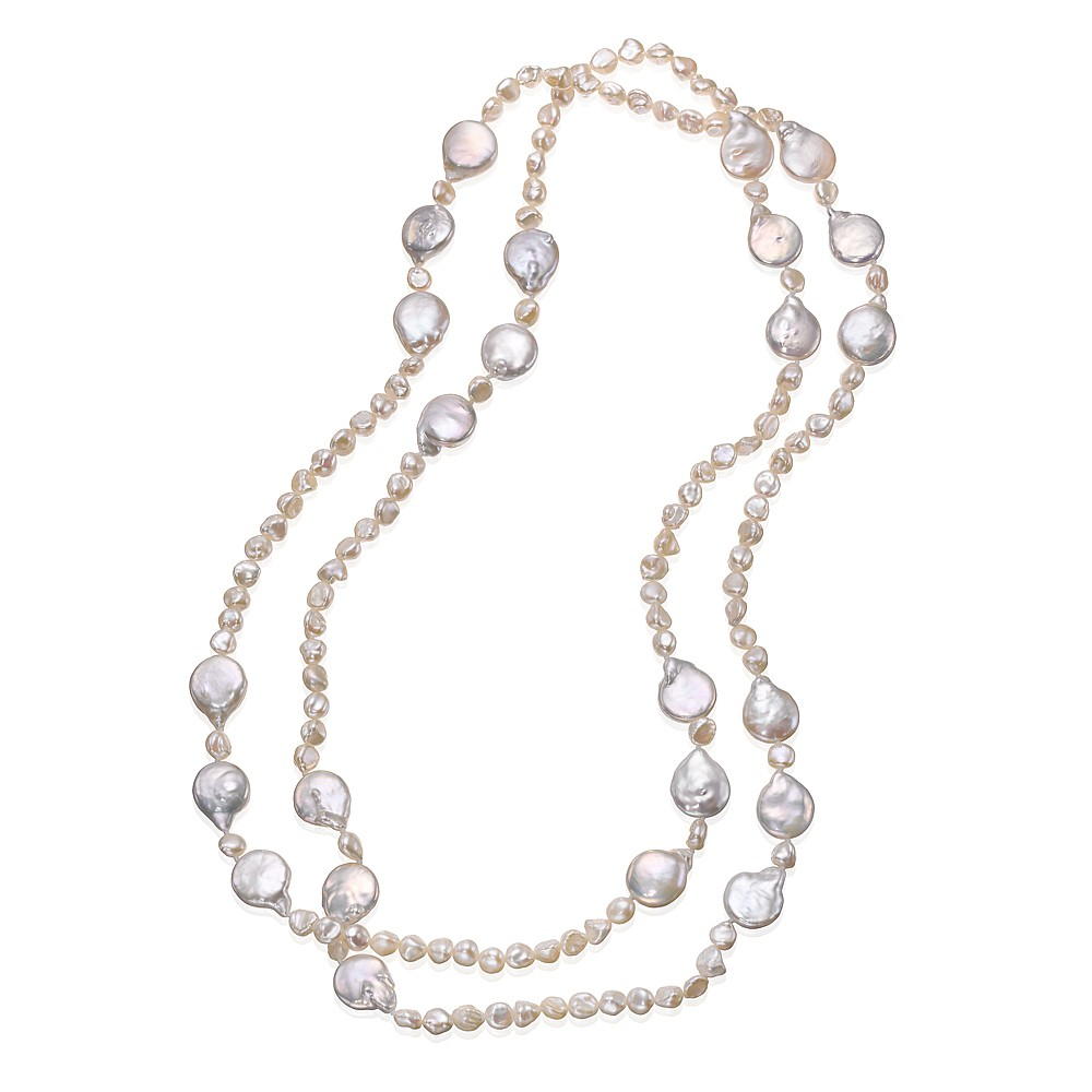 Divine Inspiration Pearl Necklace