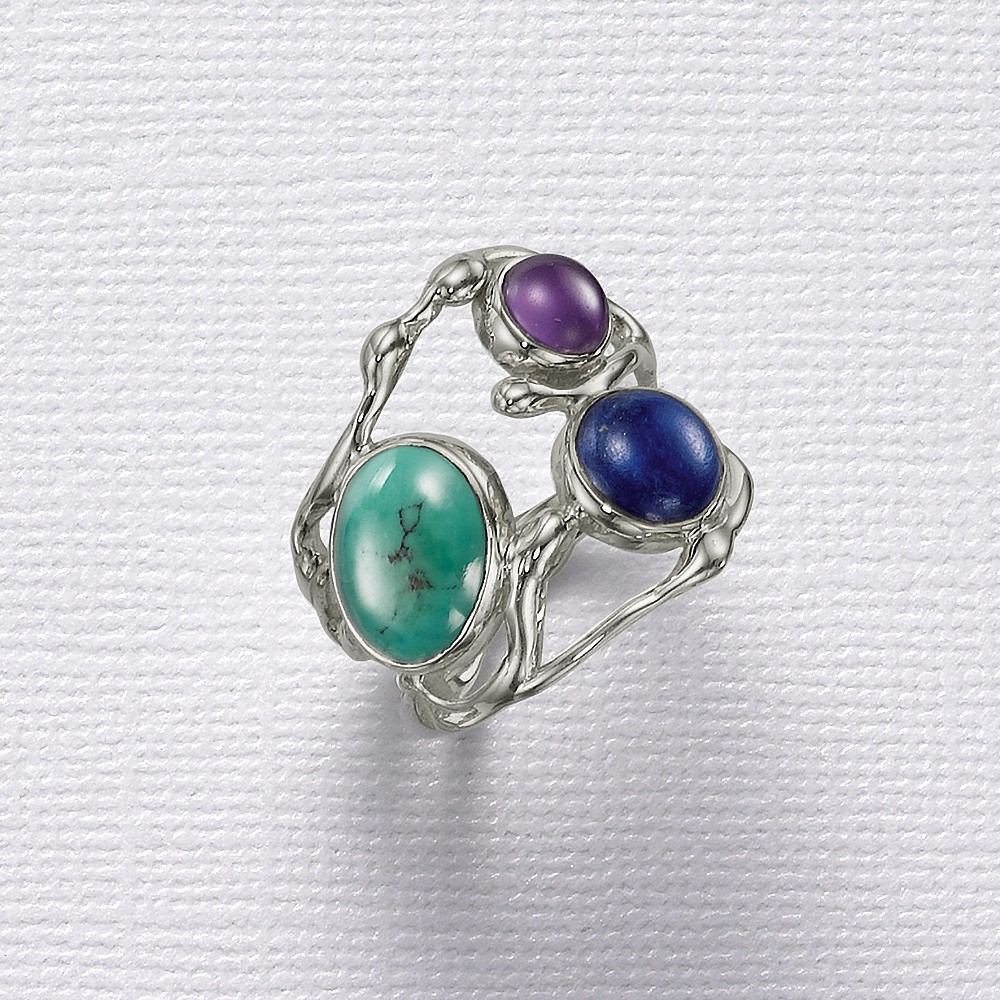 Jewelled Depths Ring