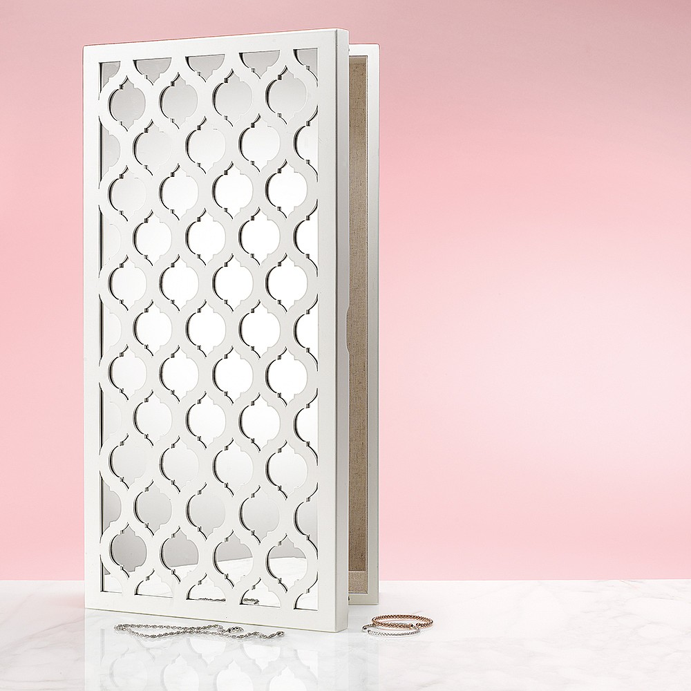 Luminous Impression Jewellery Cabinet