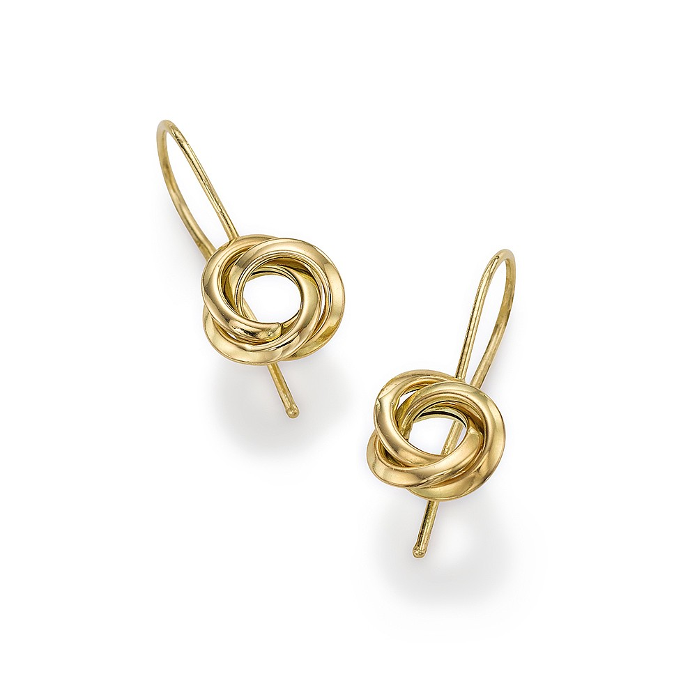 Boundless Beauty 9ct Gold Earrings