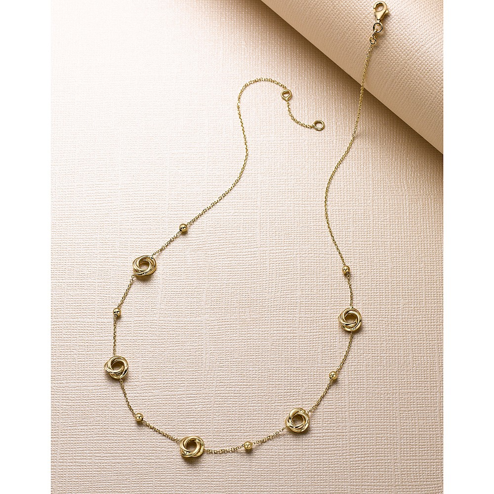 Boundless Beauty 9ct Gold Necklace