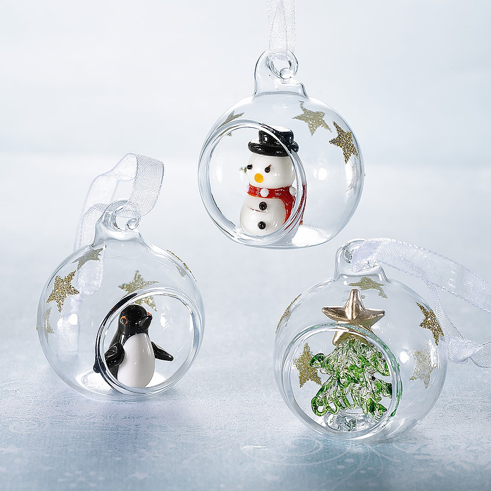 Merry Little Christmas Decoration Set
