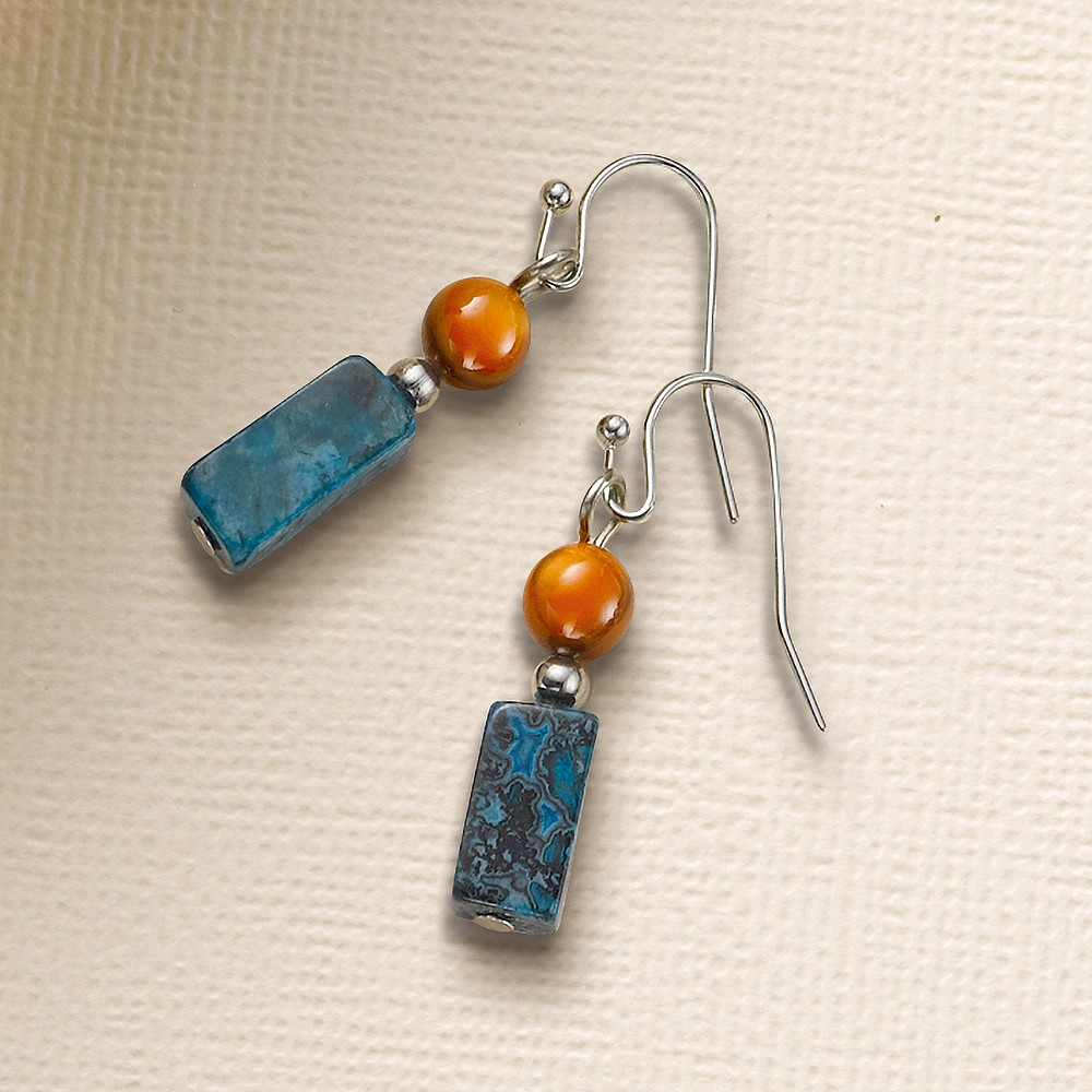 Positive Thinking Earrings