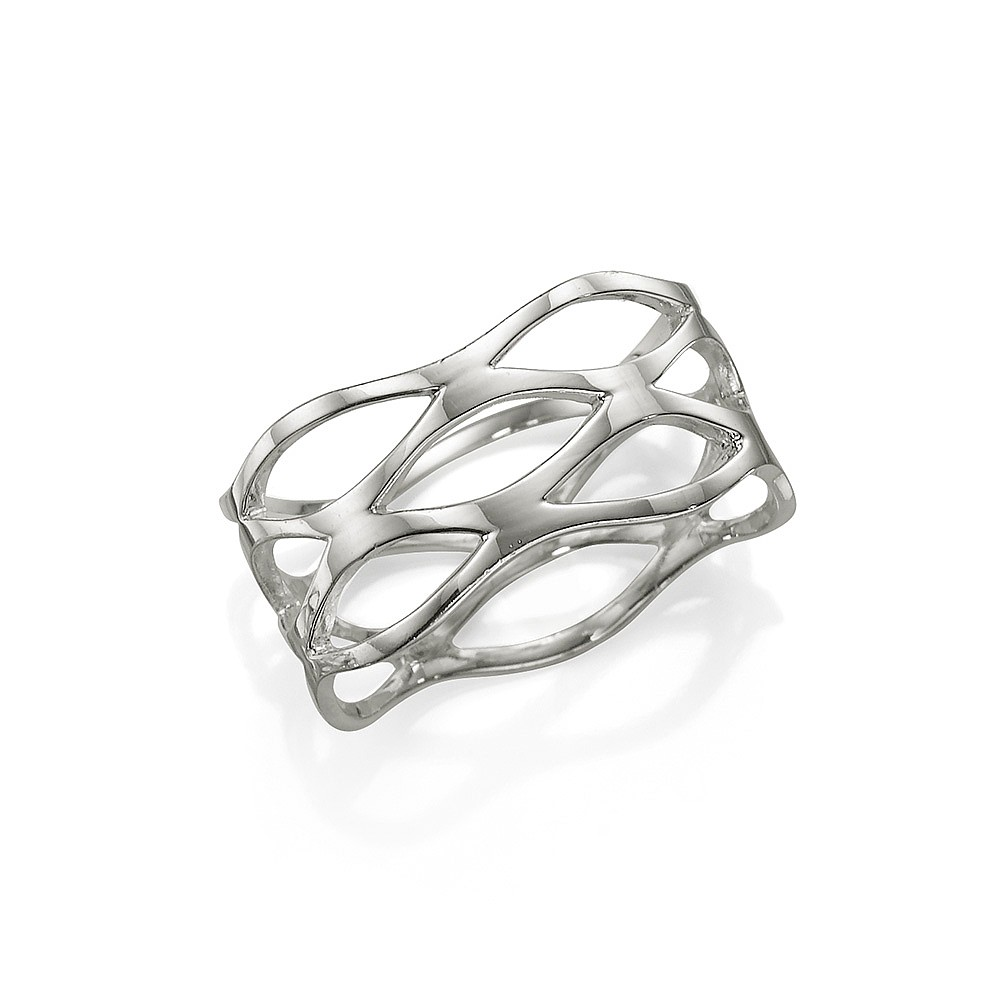 Endless Possibilities Silver Ring