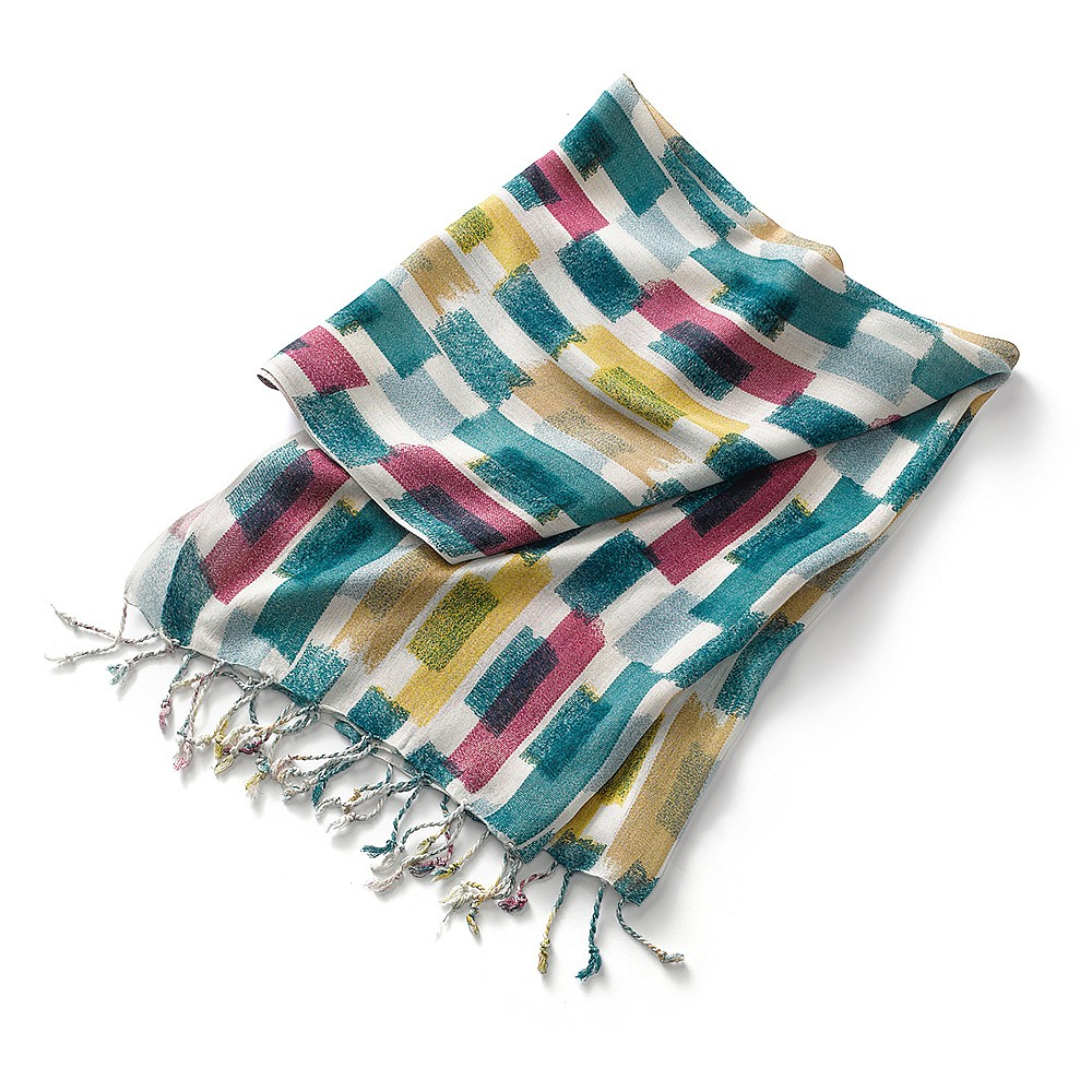 Artistic Abstraction Scarf