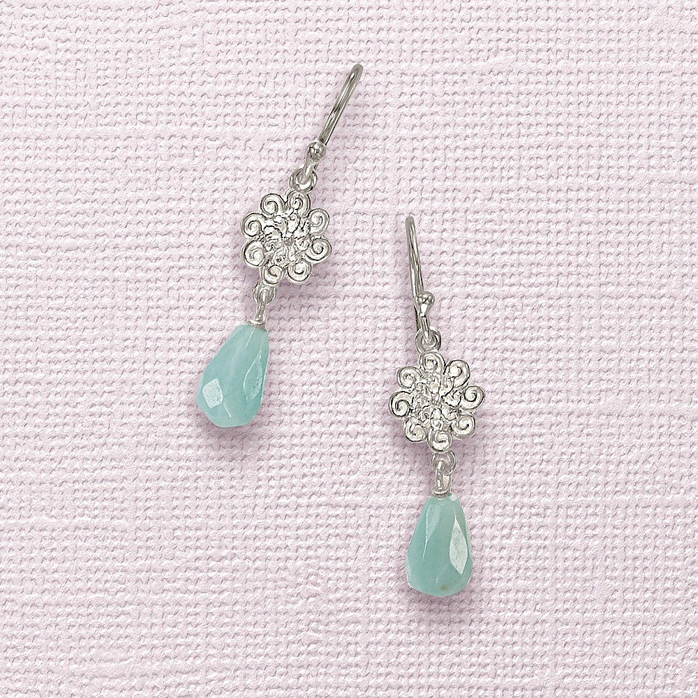Soothe the Spirits Aventurine Earrings