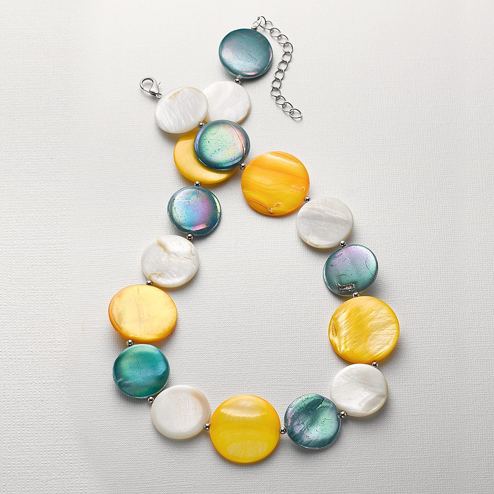 Walking in Sunshine Necklace