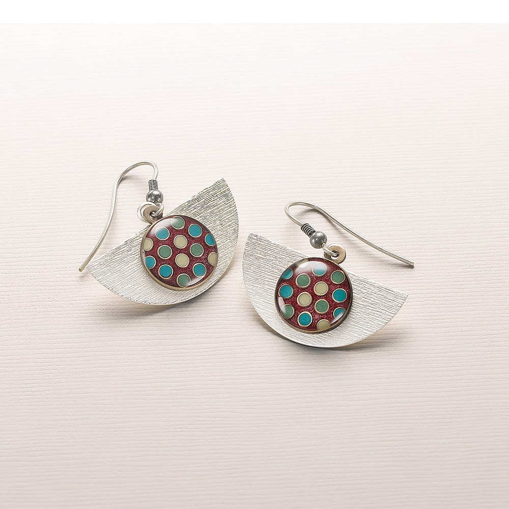 Dance Around the Moon Earrings