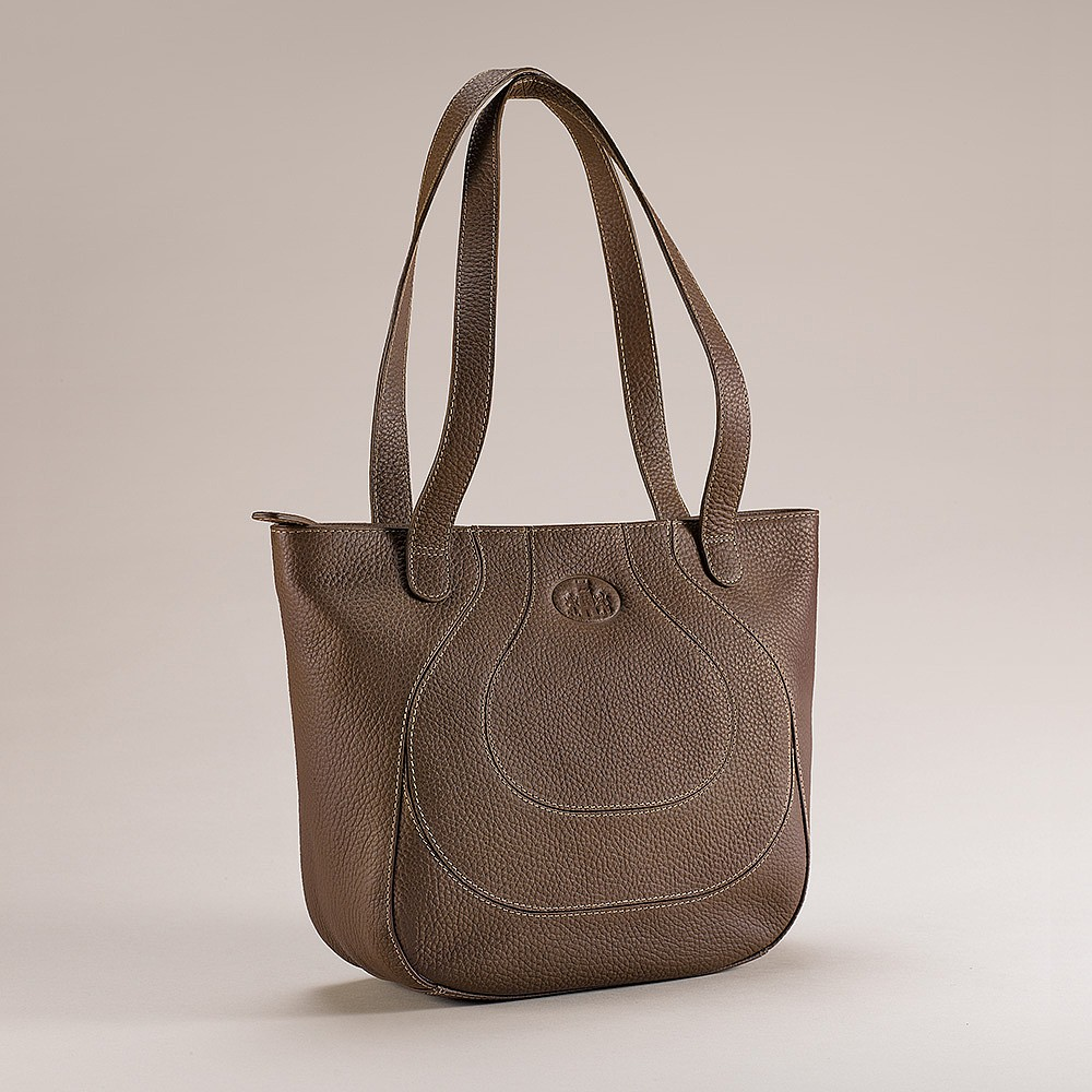 Earth Song Leather Bag