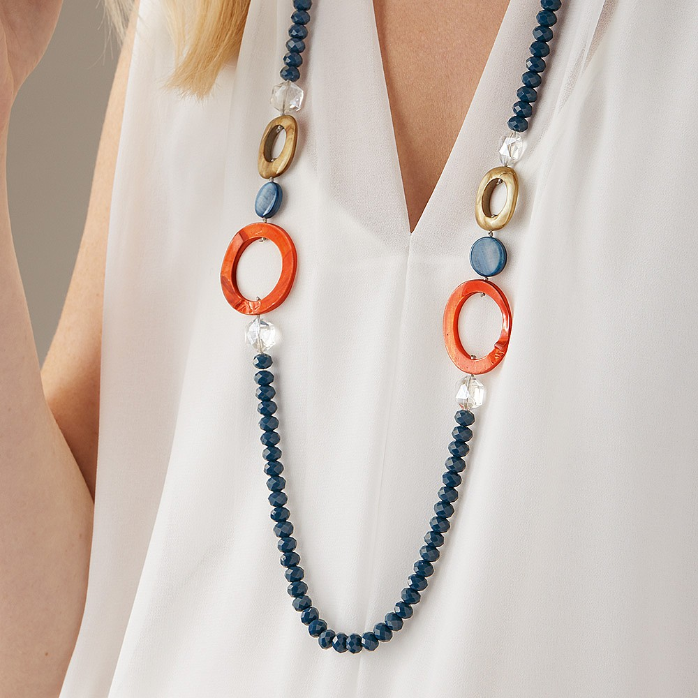 Citrus Burst Necklace