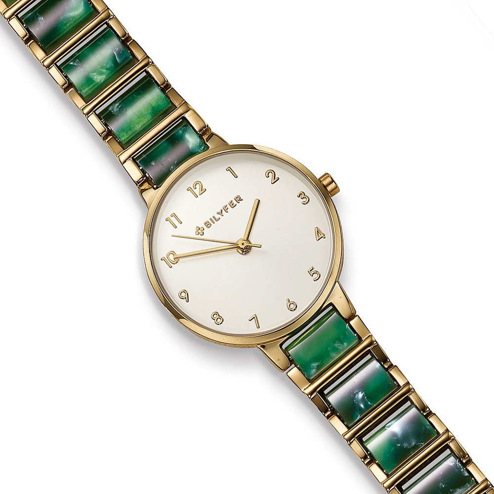 Time After Time Viridian Watch