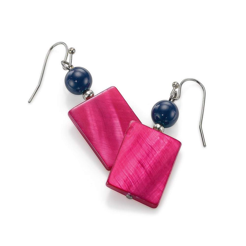 Rhyme & Reason Shell Earrings