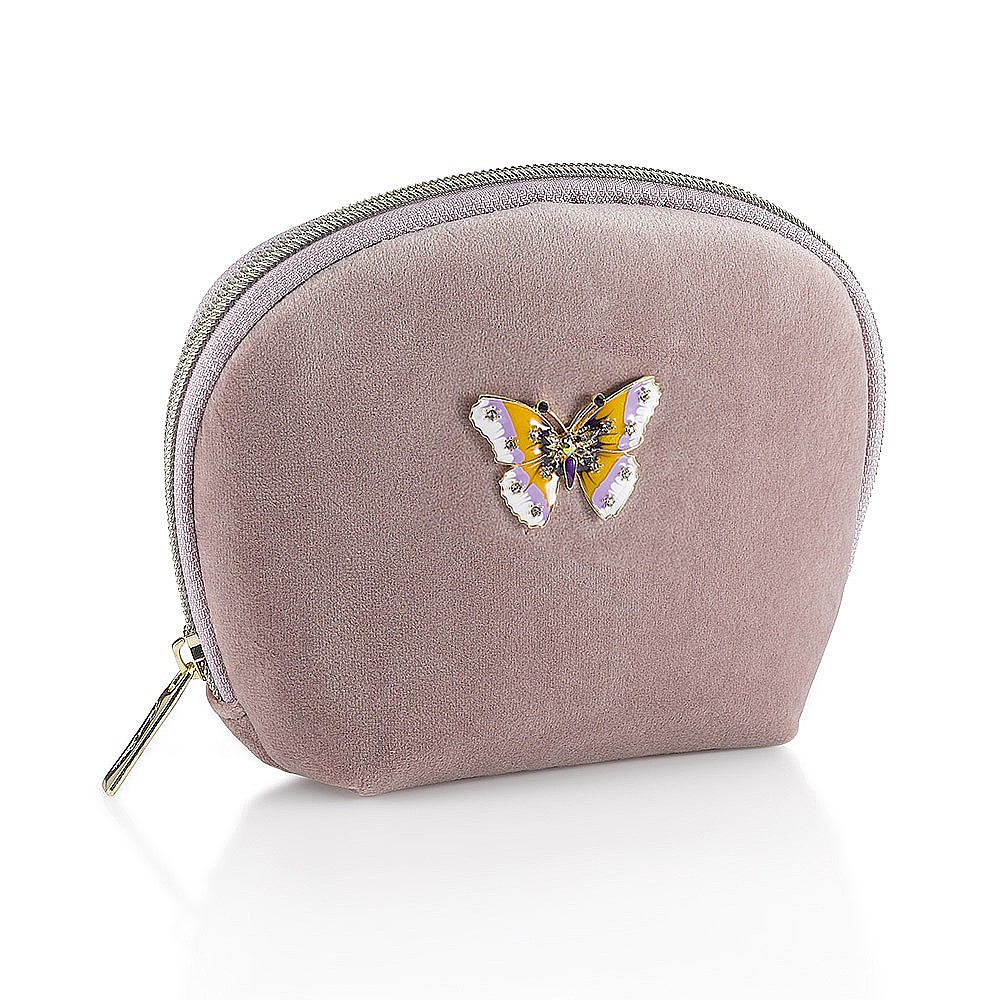 Mauve Wind Beneath My Wings Pouch