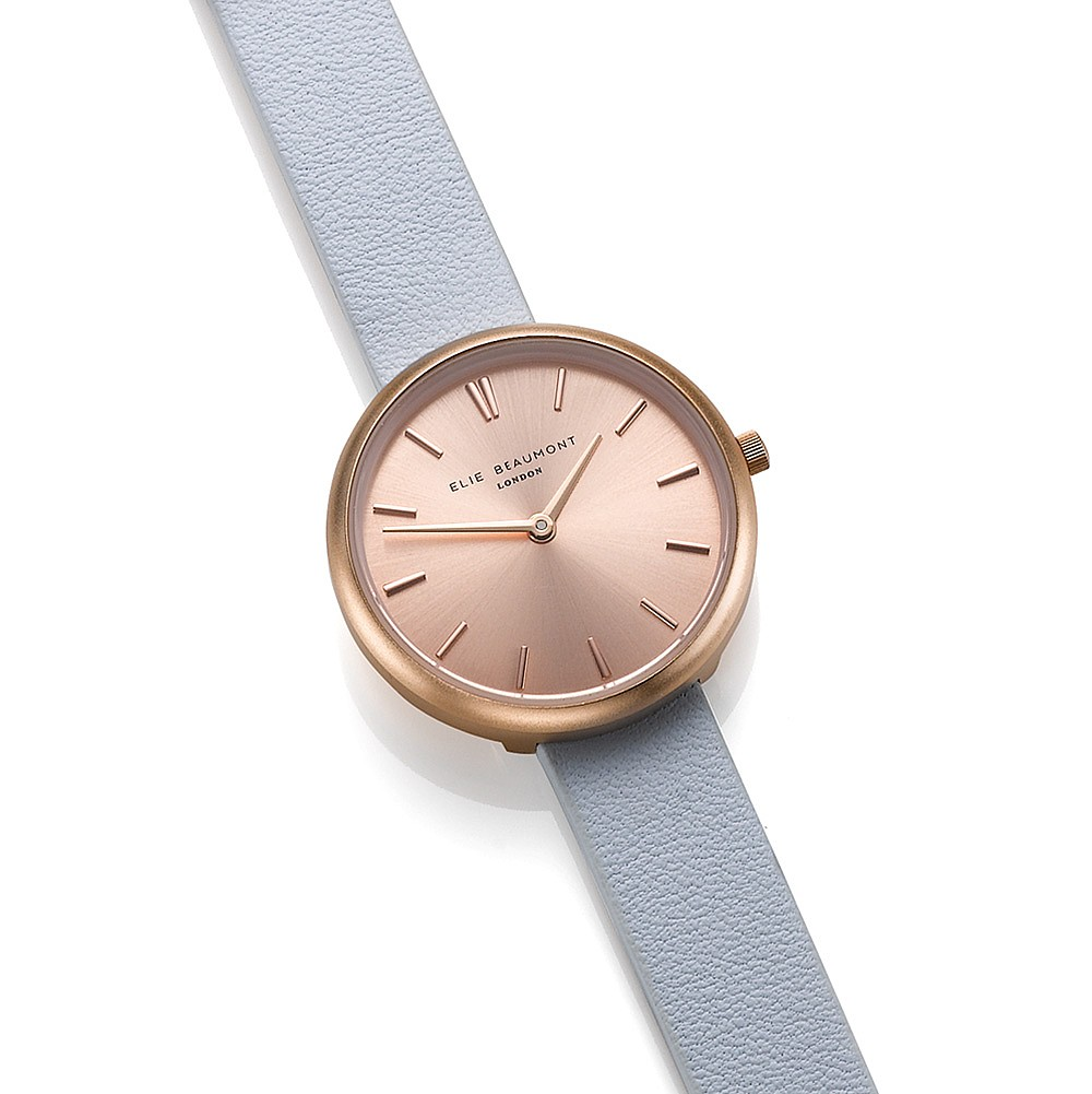 Elie Beaumont Marlow Chalk Watch
