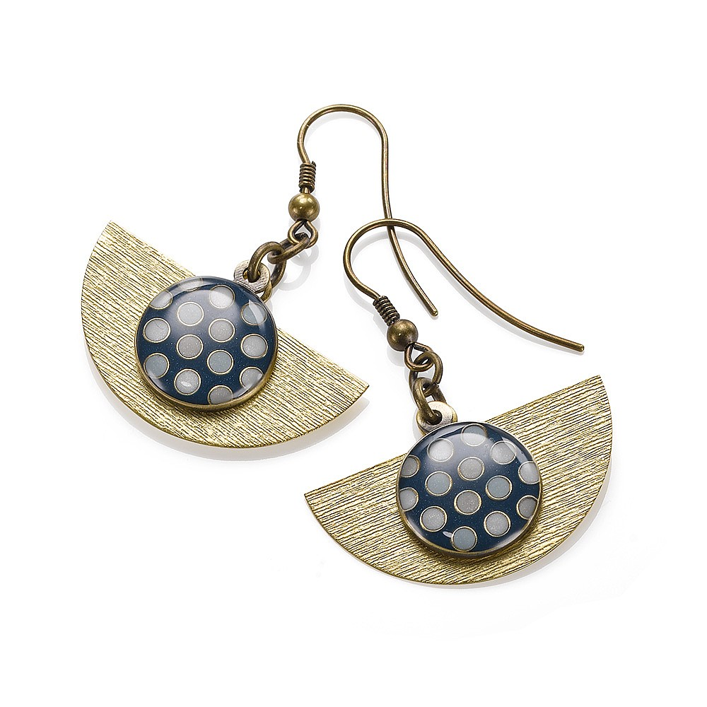 Blue Island Earrings