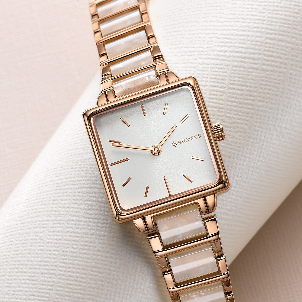 Pearl Savoir-Faire Style Watch