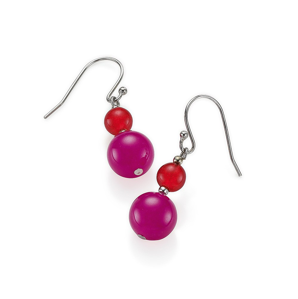 Truly Madly Deeply Agate Earrings