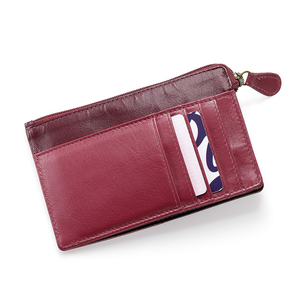 Good to Go Leather Cardholder