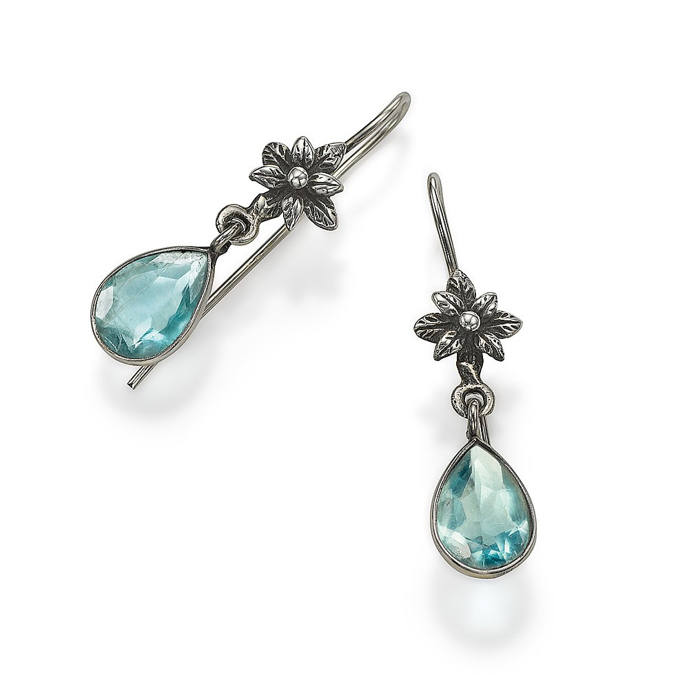When you Believe Apatite Earrings