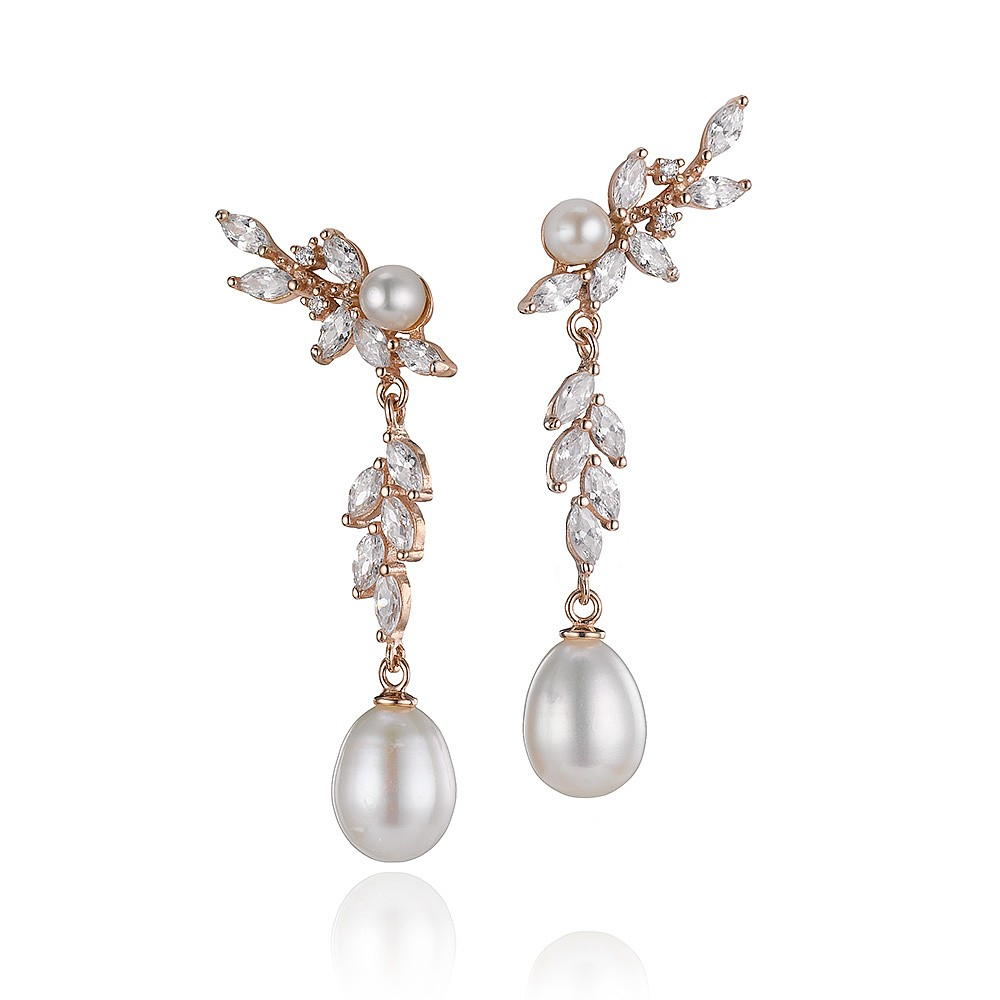 Moments Like These Pearl Earrings