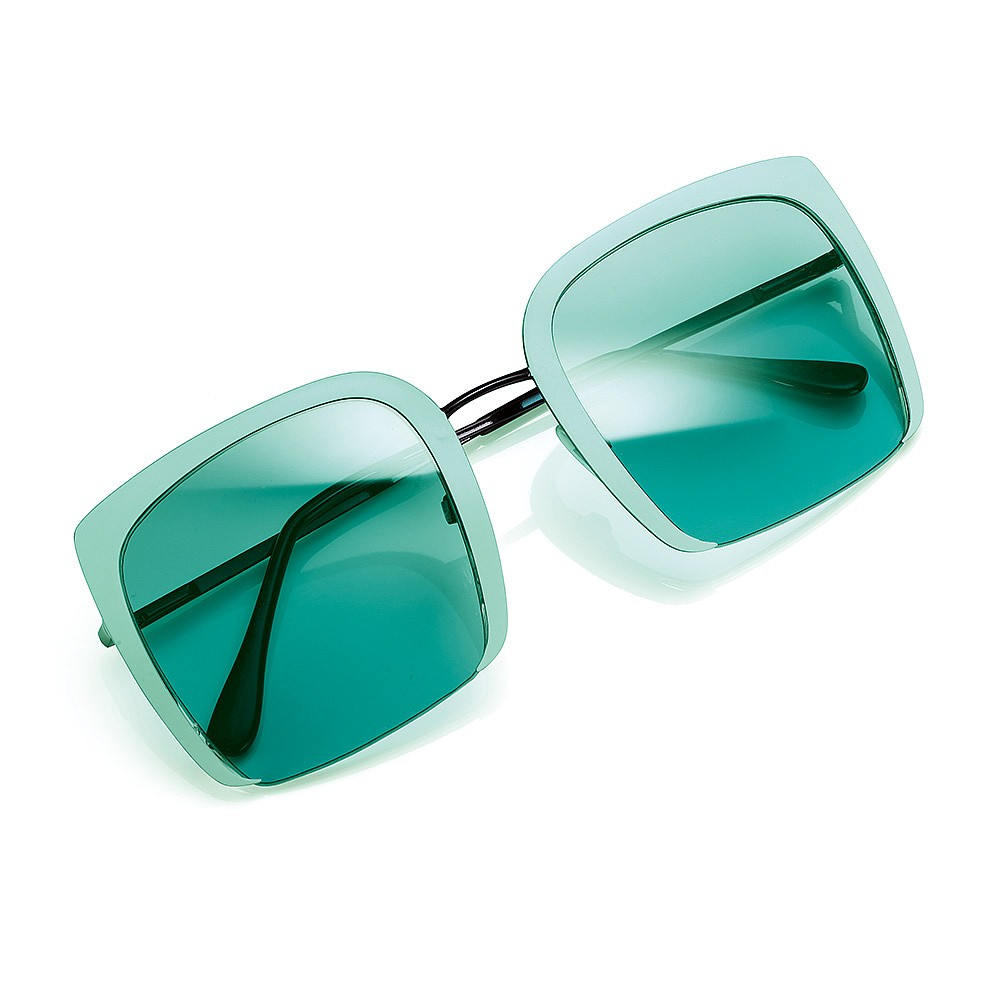 Mint Melody Sunglasses