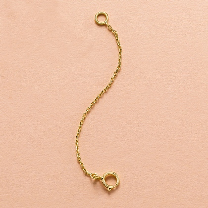 Gold Extension Chain