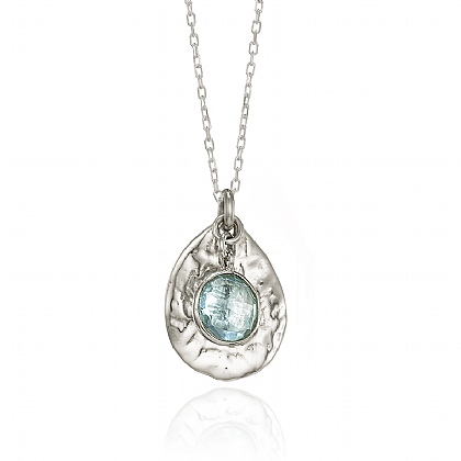 Topaz Together Necklace