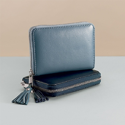 Practically Perfect Denim Purse