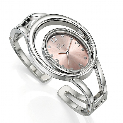 Pink Orbit Watch